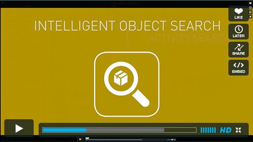 16 object search player