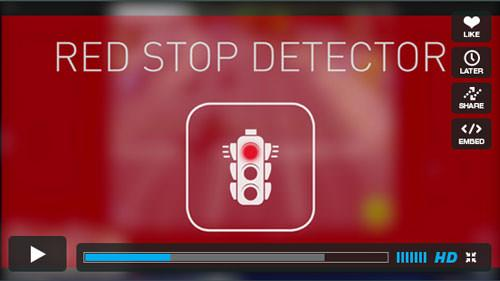 ITS 01 RED STOP DETECTOR player